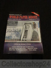 Standard Catalog of World Paper Money, Modern Issues 1961-Present 10th 2004