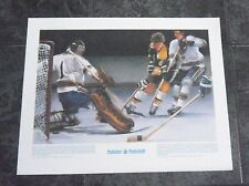 1978 Prudential Print, Bobby Orr Scores to Win Stanley