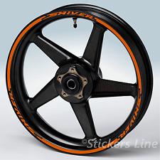 Adesivi moto APRILIA SHIVER strisce cerchi SHIVER