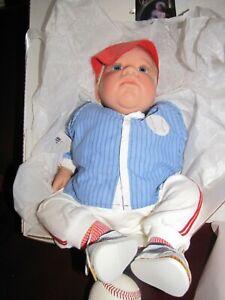 "Lee Middleton 20"" I wanna play.....baseball Doll"