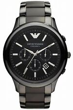 Emporio Armani AR1451 Wrist Watches For Men 2 year seller warranty