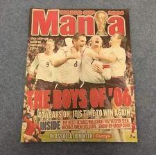 2006 Copa Mundial de fútbol Alemania-Los chicos de 06-revista Mania Copa del Mundo