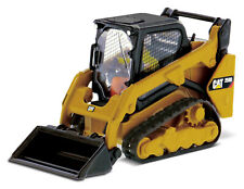 Diecast Masters 85526 - Cat 259d Compact Skid Steer Loader Attachments 1 50