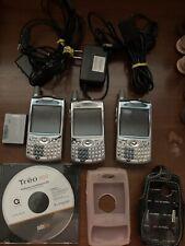 Palm Treo 650 - Silver 2 Cingular, 1 Verizon Bundle