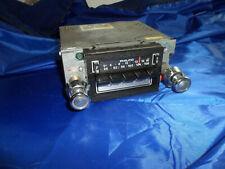 1975 Ford Philco AM/FM 8-Track Stereo Radio Lincoln Mercury Power Rear Antenna