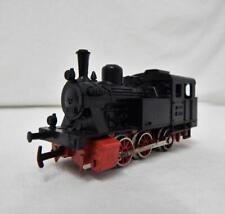 Marklin 3029 steam locomotive 0-6-0 vintage runs well German 3rail DB tank Over