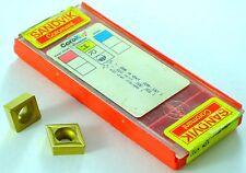 CCMT120404-UM CCMT431-UM 1025 SANDVIK Carbide Inserts - Quantity 5