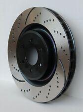 Disc Brake Rotor-Base Front EBC Brake GD7067