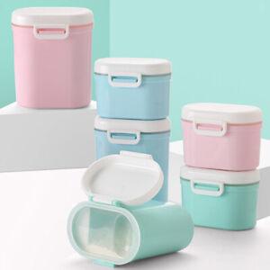 Milk Powder Box Baby Container Portable Formula Food Storage Dispenser Sealed