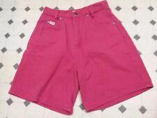 """Vintage Arizona Red Mom Jean High Waist Shorts ~ 24"""" Waist ~ Girls Size 14"""