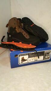 Korkers Buckskin Men's Wading Boots Size 12