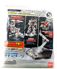 Gundam Action Base 5 Clear Stand Model Kit For  HG/ 1/144/ RG/ MG/ 1/100