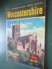 THe Cotman- Color Book Series WORCESTERSHIRE 1964
