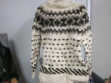 100% Wool Men's Size Medium Christmas Ugly Sweater