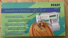 PFAFF Creative Fantasy Big Hoop, 225 x 90mm for Oversized Stitch for 7570 - New