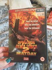 Operation Delta Force 2: Mayday [DVD]Good, DVD Cert 15