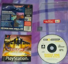 EAGLE ONE HARRIER ATTACK - PlayStation 1 PS1 Gioco Game Play Station