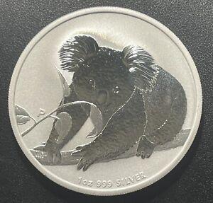 Australia 2010 Koala One Ounce Silver Coin