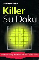 Xtimes Killer Su Doku 5 Whs by Sudoku Syndication Book The Fast Free Shipping