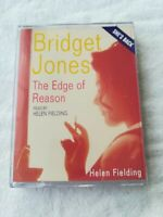 Helen Fielding-Bridget Jones The Edge Of Reason cassette audiobook 2 tapes 3 hou