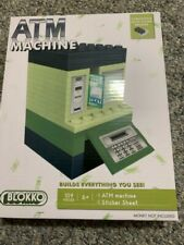 *NEW* Blokko ATM Machine - 109 Piece - Compatible with other brands