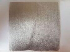 Swatch Sample Metallic Putty Modern Grey Velvet