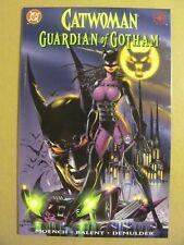 Catwoman Guardian of Gotham #1 #2 DC 1999 Elseworlds Batman 9.6 Near Mint+