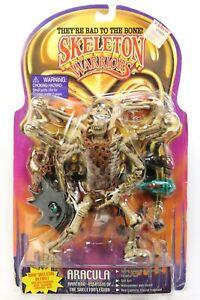 "Skeleton Warriors ARACULA 6"" Action Figure RePlay Playmates 1994"