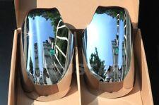 FAST EMS x2 ROYAL CHROME Door Mirror Covers for JAGUAR S TYPE Pre Facelift 98-02