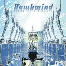 HAWKWIND - BLOOD OF THE EARTH - RARE NEW 2 CD EDITION