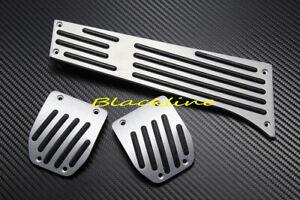For 2007~13 BMW 3-Series E90 E91 E92 E93 Manual Aluminum Pedal Set 325 328i 335i