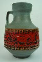 Vintage 70er Vase Krug Bodenvase Keramik Carstens Tönnieshof German Pottery