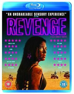 Revenge [Blu-ray] [DVD][Region 2]