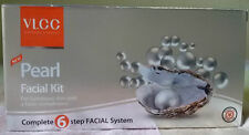 Vlcc Herbals Pearl Facial Kit for Luminous & Fairer Complexion Complete 6 Step