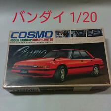 BANDAI 1/20 Mazda Cosmo 4 door hardtop rotary limited