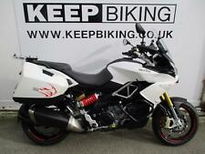 2015 APRILIA CAPONORD 1200 ABS 9412 MILES. FULL SERVICE HISTORY. PANNIERS.