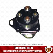 Ford 7.3L PowerStroke Power Stoke Diesel Glow Plug Glowplug Relay Solenoid