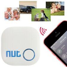 NUT 2 Bluetooth Tracker Child Pet Key GPS Locator Finder Alarm Android/IOS White