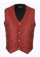 Men's Vest  Waistcoat Gothic Steampunk Vest/Wedding Vest/Prom Vest