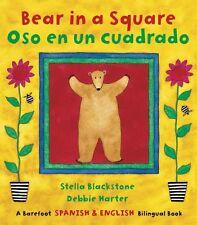 Bear in a Square/Oso en un Cuadrado (Spanish Edition) (Fun First Steps) by Stell