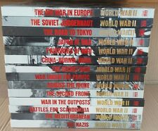 Time-Life World War II incomplete 14 volumes Series WWII WW2 HC military history