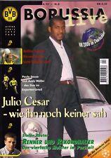 1996/97 Borussia Dortmund v Manchester United Borussia Live problema Como Nuevo