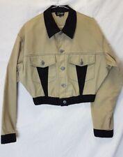 MEN Vintage 80s JEAN PAUL GAULTIER cropped jacket