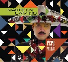 Mas De Un Camino Pepe Aguilar (CD,2012,Vene Music)