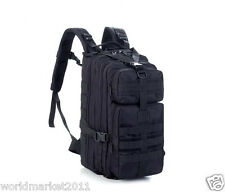 Nylon Camping Hiking Walking Military Travel Backpack Back Sack Heavy Duty #4