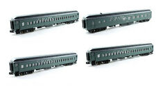 GOLDEN GATE DEPOT O 3RAIL SET OF 4 NEW HAVEN COACHES