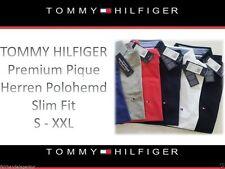 Tommy Hilfiger Kurzarm Herren-Freizeithemden & -Shirts aus Baumwolle
