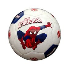 Spider-Man Soccer Ball Red/Blue/White Size 3