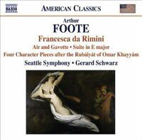 Seattle Symphony - Foote Francesca Da Rimini [CD]