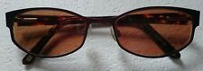 USED, GOK WAN, LADIES, BROWN & TORTOISE SHELL GLASSES, IN VERY GOOD CONDITION...